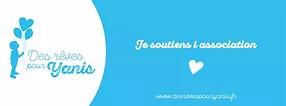 logo de l'association Des rêves pour Yanis